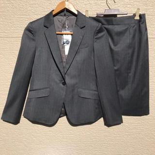 23区 - 新品 23区 スーツ セットアップ ジャケット スカート グレー 34
