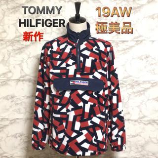 トミーヒルフィガー(TOMMY HILFIGER)の【19AW】【新作】【極美品】TOMMY HILFIGER フリーストップス (ブルゾン)