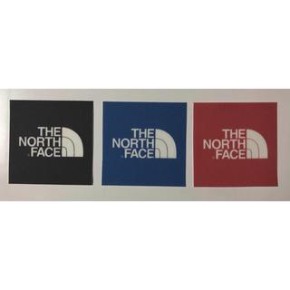 ザノースフェイス(THE NORTH FACE)のTHE NORTH FACE ワッペン 中 3枚(ニット/セーター)