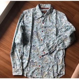 ペイズリー柄のシャツ(シャツ)