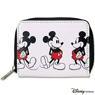シップス(SHIPS)のmini  付録☆ シップス ミッキーマウス 二つ折り財布(財布)