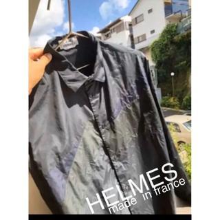 エルメス(Hermes)のHELMES クレイジーパターンシャツ(シャツ)