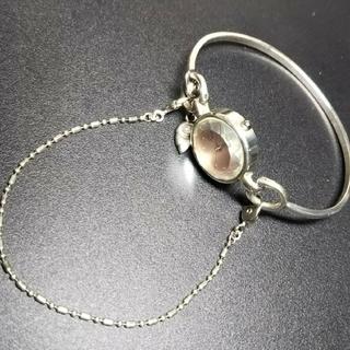 オリエント(ORIENT)の未使用  チックタック「 天使の腕輪 」 ヴィンテージ 腕時計(腕時計)