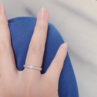 ヨンドシー(4℃)の4℃ シルバーリング レディース(リング(指輪))