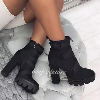 イエローブーツ(Yellow boots)のBeltedShortBoots(ブーツ)