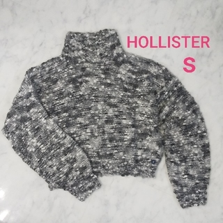 ホリスター(Hollister)のHOLLISTER ホリスター タートル ニット セーター トップス レディース(ニット/セーター)