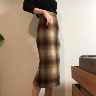 ヌメロヴェントゥーノ(N°21)のmika様専用  N°21  ヌメロ  ロング タイトスカート    36(ロングスカート)
