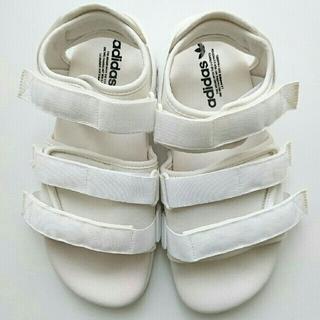 アディダス(adidas)のadidas アディダス アディレッタ サンダル(サンダル)