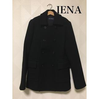 イエナ(IENA)のIENA イエナ☆ピーコート ブラック(ピーコート)