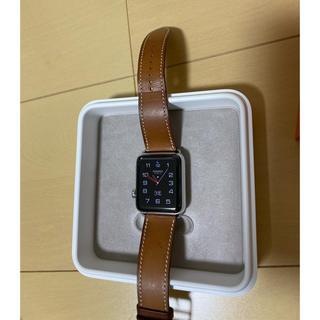 エルメス(Hermes)のApple Watch3 Hermès(腕時計(デジタル))