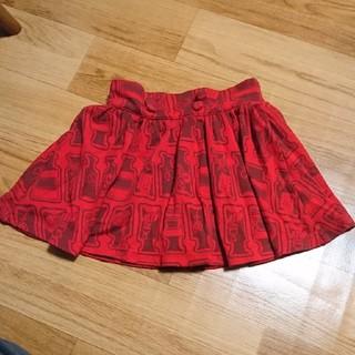マーキーズ(MARKEY'S)の【中古・110-120】マーキーズ パンツ付きスカート(スカート)