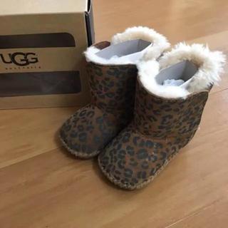 アグ(UGG)のUGG ムートンブーツ  14cm(ブーツ)