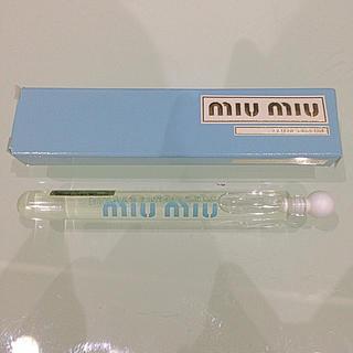 ミュウミュウ(miumiu)の新作/発売前  miumiu香水 4ml(香水(女性用))