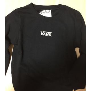 ヴァンズ(VANS)のVANS キッズ スウェット(Tシャツ/カットソー)