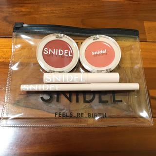 スナイデル(snidel)のsnidel スナイデル コスメ まとめ売り(コフレ/メイクアップセット)