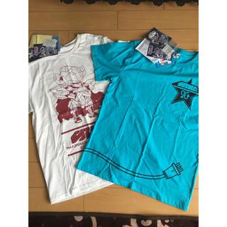 しまむら - しまむら×PSO2 限定コラボ  Tシャツ 2枚セット