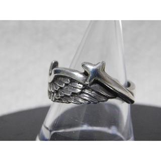 ウルフマンBRS エンジェル リング 17号 ウイング クロス 翼(リング(指輪))