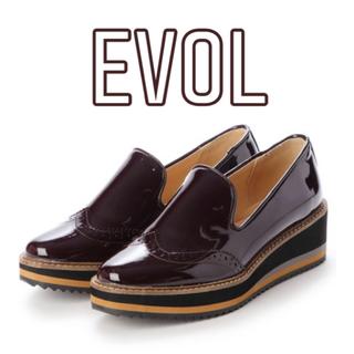 EVOL - EVOL プラットフォームローファー イーボル ILIMA