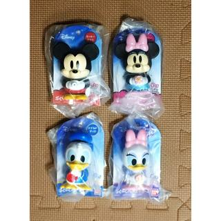 Disney - 【新品タグ付き】 ぷくぷくフレンズ ミッキー&ミニー& ドナルド&デイジー