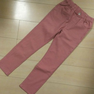 3can4on - 新品 130 ☆ サンカンシオン パンツ 10分丈 裏微起毛