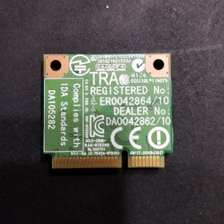 エイスース(ASUS)のノートPC用 無線LANカード DA105282  (PCパーツ)