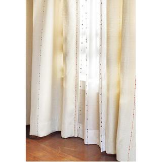 ウニコ(unico)のクロシェット様専用 ウニコ カーテン GRAIN(グラン) 既製サイズ2枚入(カーテン)