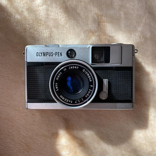 OLYMPUS - olympus pen eed  ハーフカメラ フィルムカメラ