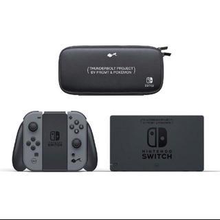 フラグメント(FRAGMENT)の渋谷パルコ限定! Nintendo Switch FRAGMENT (家庭用ゲーム機本体)
