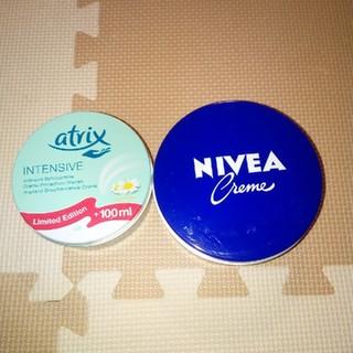 ニベア(ニベア)の【新品】NIVEA atrix ハンドクリーム(ハンドクリーム)