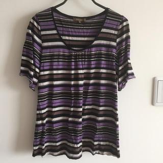 トゥモローランド(TOMORROWLAND)のBALLSEY カットソー(Tシャツ(半袖/袖なし))