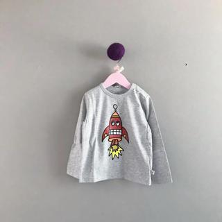 ステラマッカートニー(Stella McCartney)のsale⚫︎STELLA McCARTNEY⚫︎ロケットトップス 24〜36m(Tシャツ/カットソー)