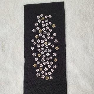 ユミカツラ(YUMI KATSURA)の振り袖用半襟(桂由美) 新品未使用(和装小物)
