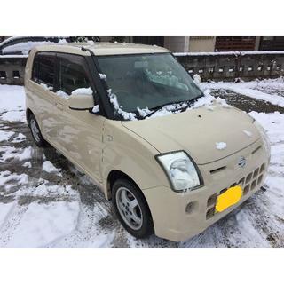 ニッサン(日産)の日産 ピノ E 2WD H20年 104000k車検スーパーロングR3年3月(車体)