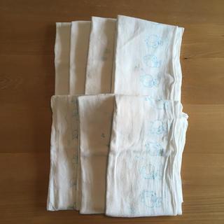 布おむつ(輪おむつ)7枚セット(布おむつ)