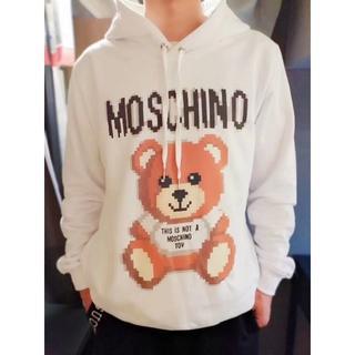 モスキーノ(MOSCHINO)の新品 MOSCHINO パーカー(パーカー)