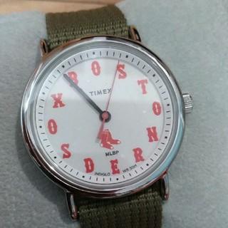 タイメックス(TIMEX)の【新品未使用品】タイメックス アナログ 腕時計(腕時計(アナログ))
