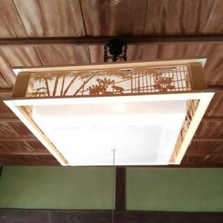 天井ライト 和風(天井照明)
