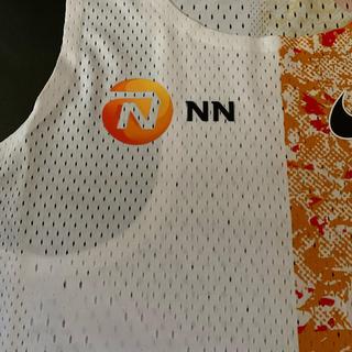 NIKE - NN running team Singlet【S】