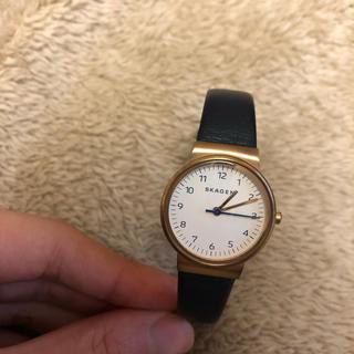 スカーゲン(SKAGEN)のSKAGEN 腕時計 2015年 TicTAC限定(腕時計)