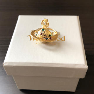 ヴィヴィアンウエストウッド(Vivienne Westwood)のVivienne Westwood 復刻版 ソリッド(リング(指輪))