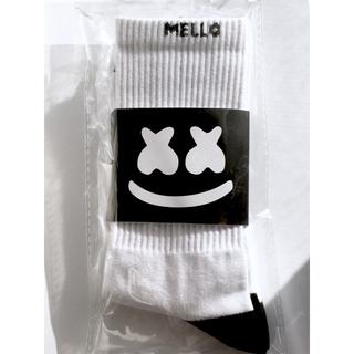 エクストララージ(XLARGE)のMarshmello 靴下 メンズ(ソックス)