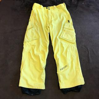 バートン(BURTON)のBurton Cargo Pants カーゴパンツ Lサイズ Burtonベルト(ウエア/装備)