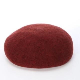 サマンサモスモス(SM2)の❣Samansa Mos2❣杢バスクベレー(ハンチング/ベレー帽)