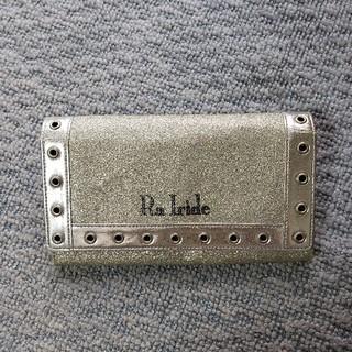 イリーデ(Ra Iride)のRa Iride長財布(財布)