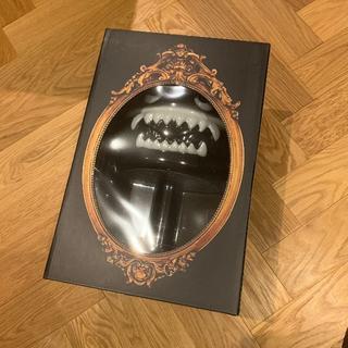 メディコムトイ(MEDICOM TOY)のラス1 新品 アンダーカバー メディコムトイ ハンバーガー ランプ 黒(テーブルスタンド)