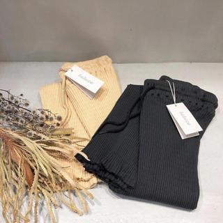 エディットフォールル(EDIT.FOR LULU)のbabaco  コットンパンツ cotton pants(レギンス/スパッツ)