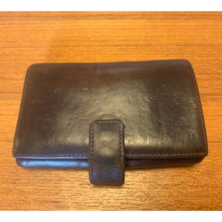 ホワイトハウスコックス(WHITEHOUSE COX)のWHITEHOUSE COX (ホワイトハウスコックス)(折り財布)