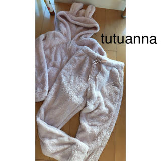 チュチュアンナ(tutuanna)のtutuanna(ルームウェア)