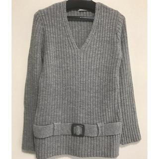 アーモワールカプリス(armoire caprice)の☆バックル付セーター☆インポート☆(ニット/セーター)