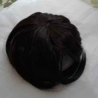 コバヤシセイヤク(小林製薬)のヘアラ 部分ウィッグ ダークブラウン(その他)